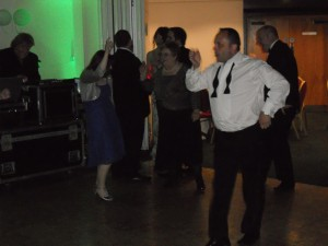 The Master Elect hitting the dance floor!!