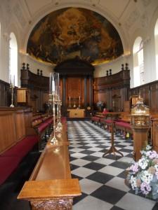 The Wren Chapel RHC