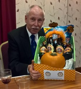 INNSWORTH LODGE VISIT TO BLACKPOOL – HALLOWEEN GOODY BOX