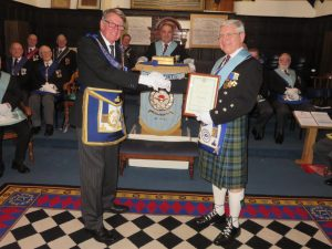 "FIFTY YEARS ON THE SQUARE – WBRO ""BILL"" BEEDIE"