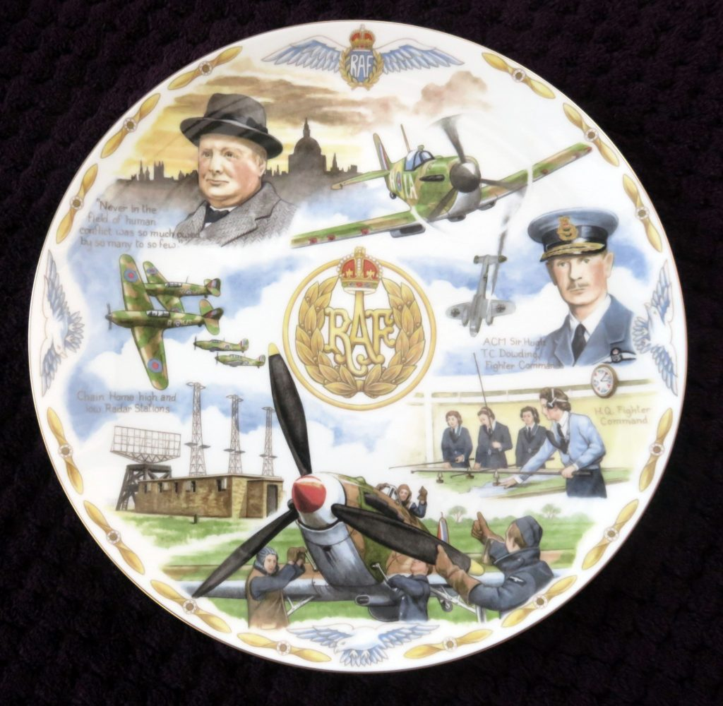 INNSWORTH LODGE (8751) COMMEMORATES THE 80TH ANNIVERSARY OF THE BATTLE OF BRITAIN – DESPITE COVID 19